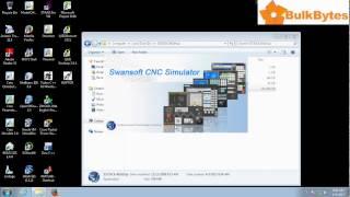 How to install Swansoft SSCNC CNC Simulator full version