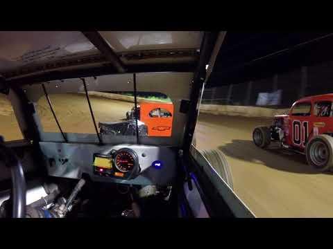 #96 Dwarf Truck Wartburg Speedway August 25 18 Blew Engine