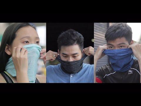 淨對流抗PM2.5 布織口罩 兒童版