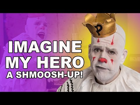 Foo Fighters/John Lennon cover - My Hero/Imagine Shmoosh Up -  Puddles Pity Party