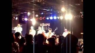 """2008' 7 . 5 札幌KRAPS HALL """"Rock The Joint"""""""
