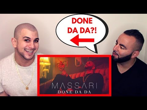 Massari - Done Da Da (Official Music Video) - REACTION