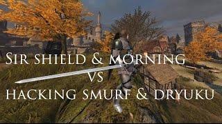 Sir Shield & NA Superstar vs Hacking Smurf & Dryuku