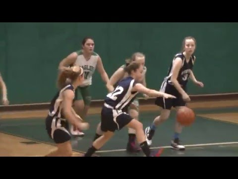 Chazy - Westport Modified Girls  2-1-16