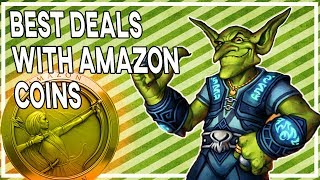 Hearthstone Packs For Less With Amazon Coins - UK Promotion + New Outro