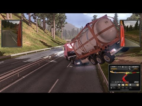 Euro Truck Simulator_ Best Game EVER For PC