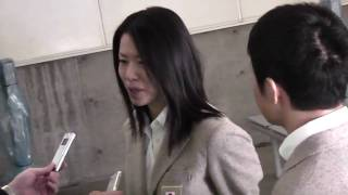 バンクーバー空港に 上村愛子&里谷多英 などの選手達が到着 里谷多英 検索動画 30