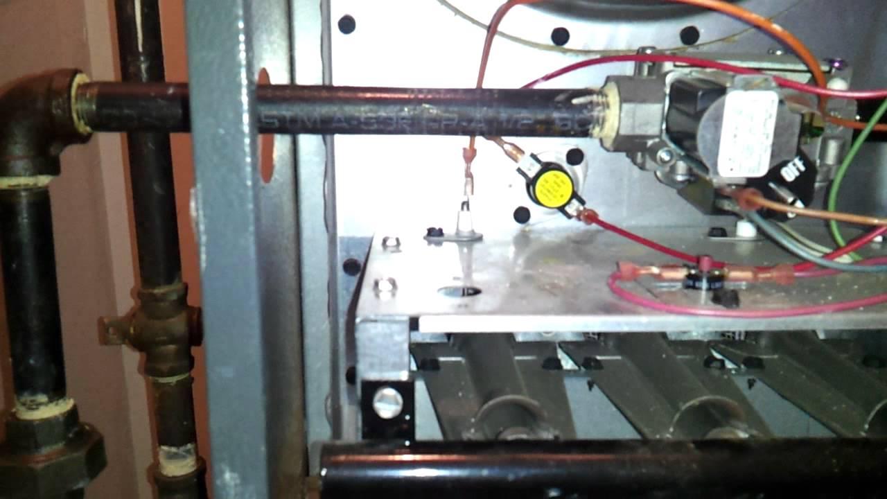 hvac how a gas furnace works youtube Basic Furnace Wiring Diagram youtube tv live tv like never before