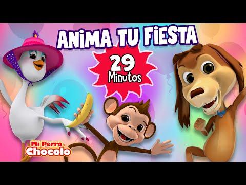 Descargar Video MI PERRO CHOCOLO - LAS MEJORES CANCIONES PARA BAILAR Y ANIMAR TU FIESTA - 30 MINUTOS ENGANCHADOS