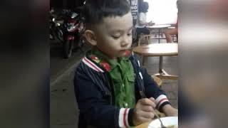Mix ăn kem flan