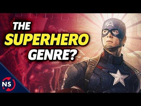 "Is ""Superhero"" a Movie Genre? || NerdSync"