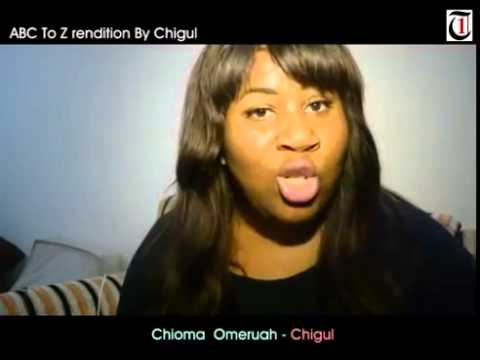LAUGH YOURSELF OUT with Chiguls rendition of the alphabets and meanings mp3ify dot com