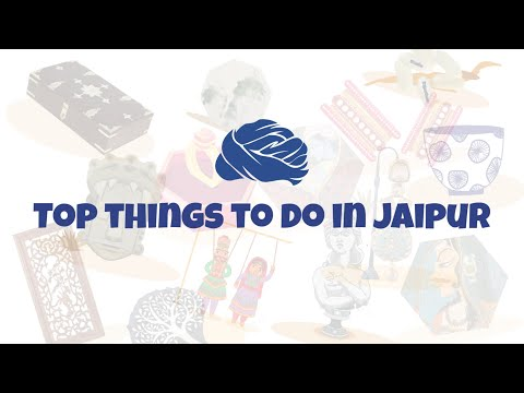 Top things/What to do in Jaipur | Rajasthan Studio Live Art Experiences