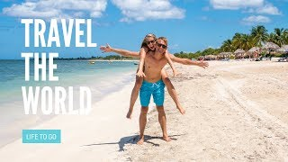 Travel the World • 2 Years in 5 minutes