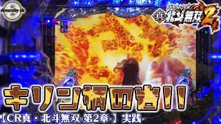 【CR真・北斗無双-第2章-】実践-キリン柄の岩、出現!!