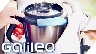 Billig vs. teuer: Küchengeräte im Check | Galileo | ProSieben