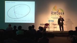 Global surfaces of secтion for Reeb flows – P. Salomão & U. Hryniewicz – ICM2018