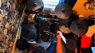 Under My Umbrella- Incubus Drum Cover