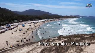 Semana Santa Margarita 2013 - Un día En Playa Parguito - Rastagoo