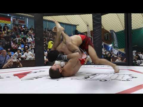 Колизей: Битва Чемпионов 8: Николай Власенко (Россия) vs. Садирдин Жайлообай (Кыргызстан) | 61 кг