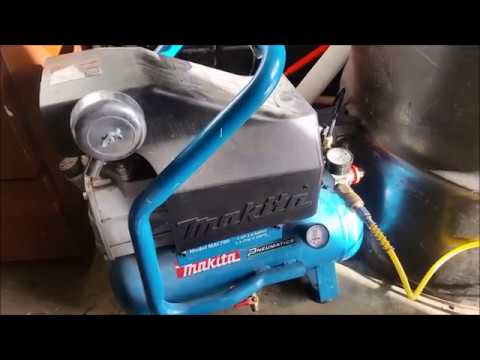 Use air compressor dusting tool to save money!