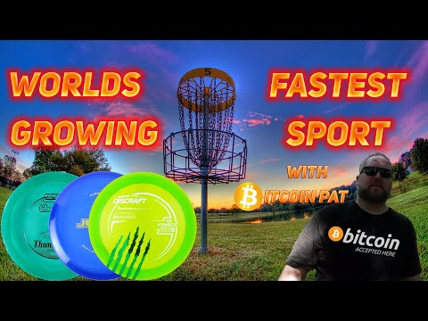 What is Disc Golf? Americas Fastest Growing Sport? $40 to Start Playing?