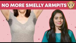 Body odour tips | summer care | Get rid of body odour