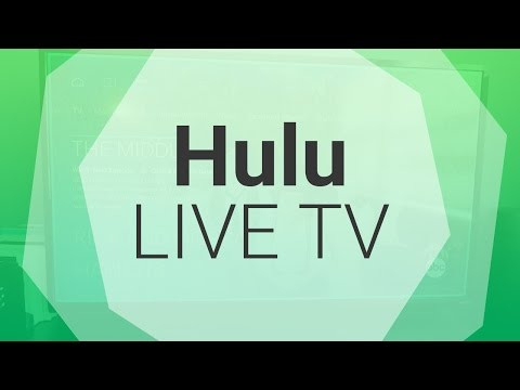 Hulu Live TV is finally here!