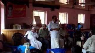 In Memory of com.Varghese, Meeting at Manandavadi.Kerala.mp4