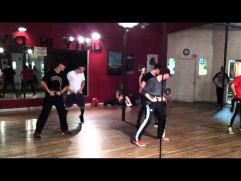 Pharrell Williams - Come Get It Bae choreography by Anze Skrube