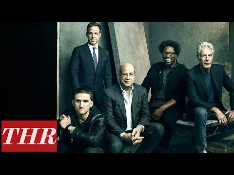 Casey Neistat, Anthony Bourdain, Jeff Zucker & More Men of CNN Play 'First, Best, Last, Worst' | THR