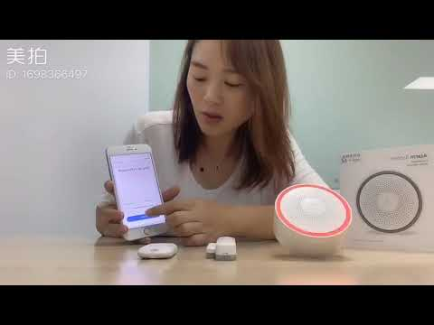 Connect Conch DIY Alarm System to the Smart Life App