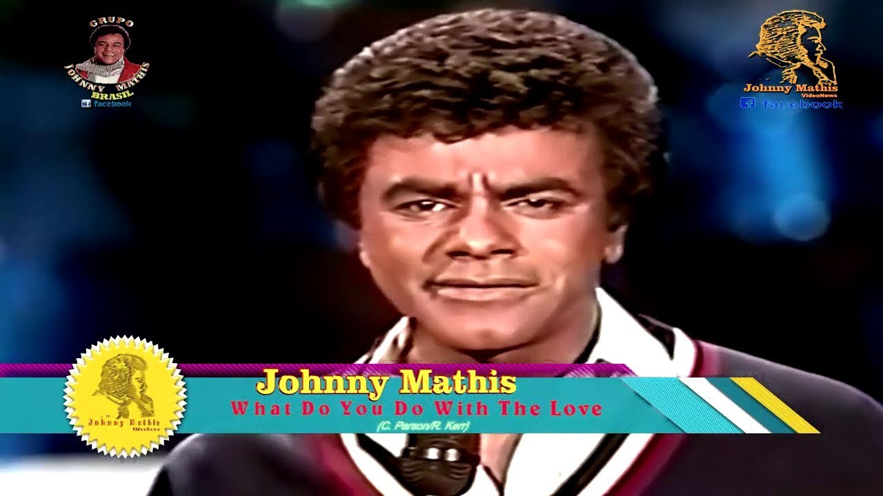 Johnny Mathis - What Do You Do With The Love - YouTube