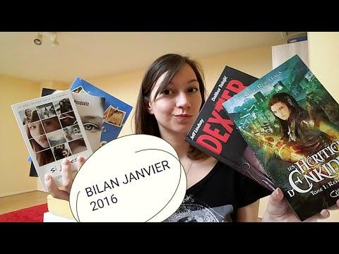 BILAN | JANVIER + ACHATS