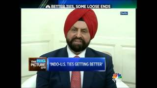 PM Modi Hard Sells The India Story: Sant Singh Chatwal