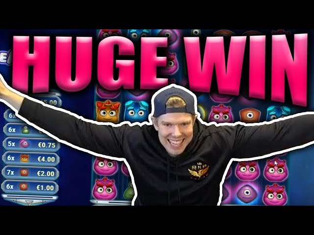 HUGE BIG WIN on REACTOONZ - Casino Stream Big Wins