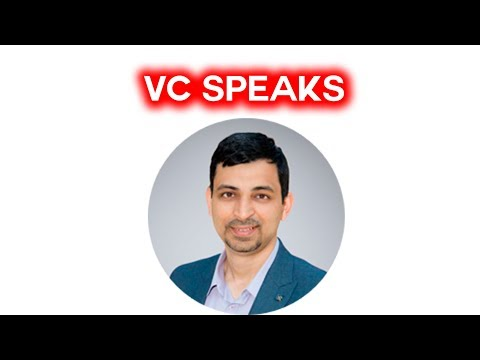 VC Speaks: Jishnu Bhattacharjee Gives Candid Tips to Startups