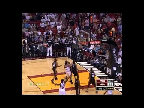 Ben Gordon - 43 points vs Miami Heat Full Highlights (2009.03.09)