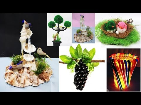 5 Genius Room Decor Idea || DIY Project || Arts & Crafts !! raj easy craft