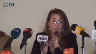 مصر العربية | غادة والي: سنوات الخصوبة في مصر  هي  اﻷطول في العالم