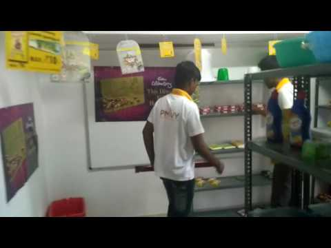PMKVY - Retail sales associate Practical session