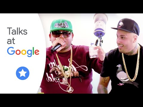 Nicky Jam y Ñejo ft Travesuras (Charla en Español)   Musicians at Google