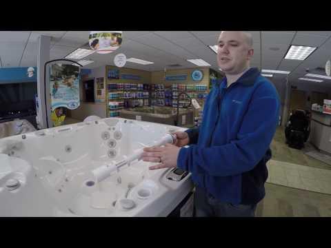Spa Frog Hot Tub Care