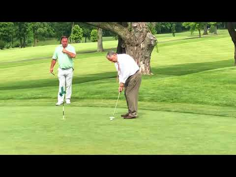 Spirit of Springfield's Annual Mayor's Cup Golf Putting Challenge
