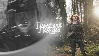 » I loved and I lost you || Bellamy x Clarke