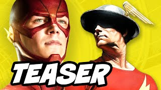 The Flash Season 2 Trailer Breakdown - Meet Jay Garrick