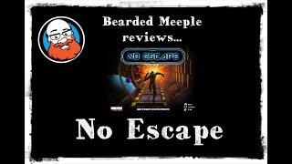 No Escape : Game Review