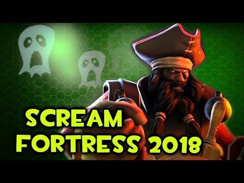 TF2 - Scream Fortress 2018 / Todo sobre la Actualización