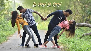 Le Gayi Le Gayi (Mujhko Hui Na Khabar ) School Love  | tik tok famous song | Ft.Gopal & Shruti