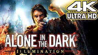 Alone in the dark illumination Gameplay  4k pc